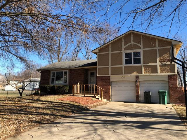 101 Ethel Street Property Photo - Lansing, KS real estate listing