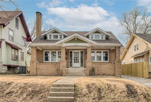 108 N Van Brunt Boulevard Property Photo - Kansas City, MO real estate listing