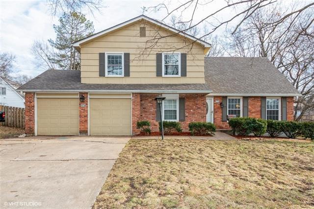 3507 Birchwood Drive Property Photo - Kansas City, MO real estate listing