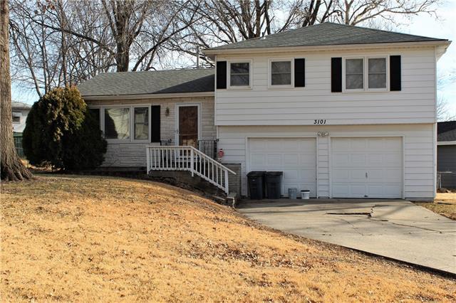 3101 S 53rd Terrace Property Photo - Kansas City, KS real estate listing