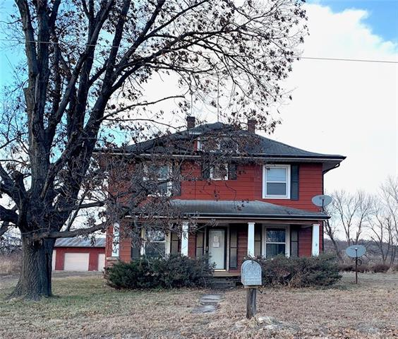3501 CO RD 400 Road Property Photo - Amazonia, MO real estate listing