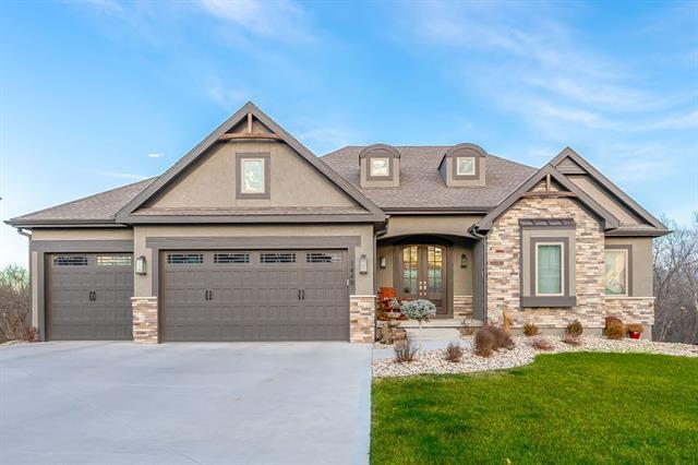 1448 Woodland Road Property Photo - Greenwood, MO real estate listing