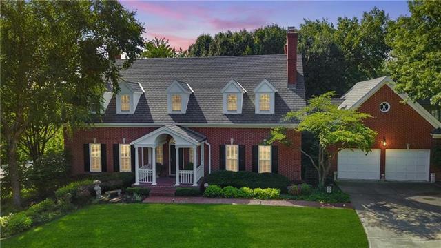 11012 Buena Vista Street Property Photo - Leawood, KS real estate listing