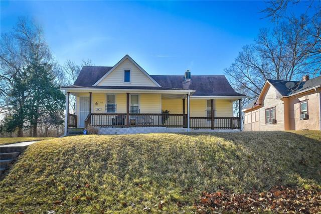 4319 E 56 Street Property Photo - Kansas City, MO real estate listing