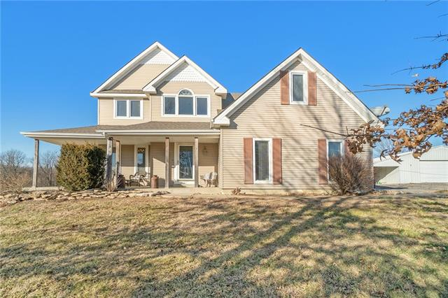 15376 Loring Road Property Photo - Bonner Springs, KS real estate listing