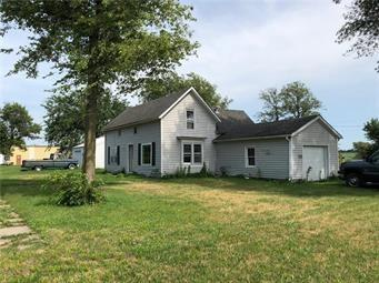 240 S 4th. Street Property Photo - Everest, KS real estate listing