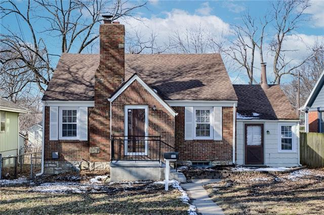 802 S Forest Avenue Property Photo - Independence, MO real estate listing
