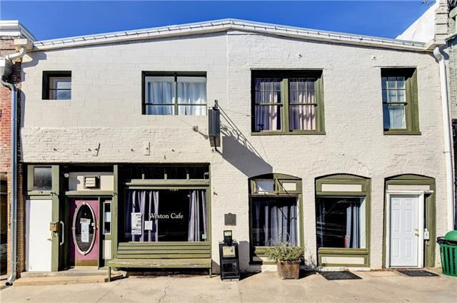 407 Main Street Property Photo - Weston, MO real estate listing