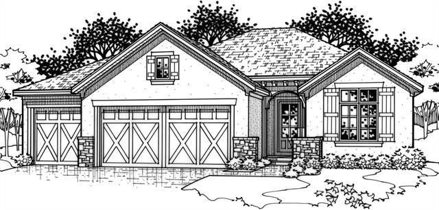 11221 S Violet Street Property Photo - Olathe, KS real estate listing