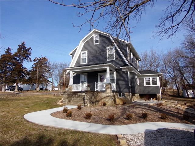 204 E Locust Street Property Photo - Centerville, KS real estate listing