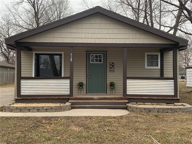 518 Locust Street Property Photo - Lacygne, KS real estate listing