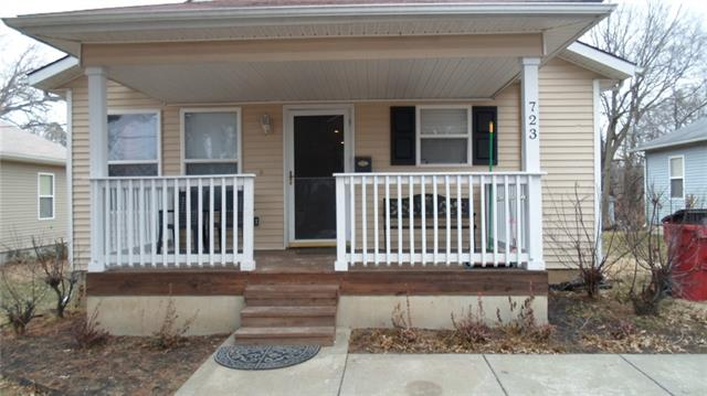 723 N Crysler Avenue N Property Photo - Independence, MO real estate listing