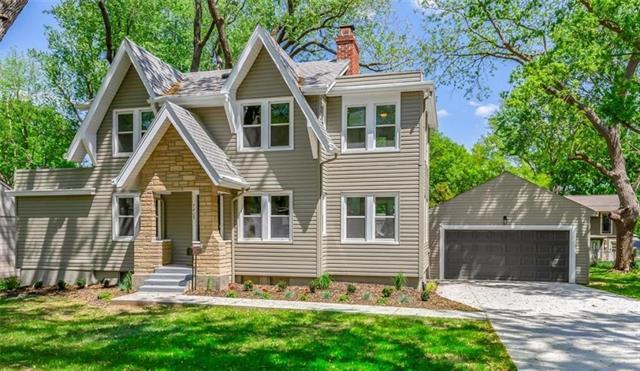 7409 Springfield Street Property Photo - Prairie Village, KS real estate listing