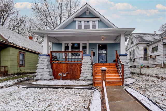 2536 College Avenue Property Photo - Kansas City, MO real estate listing