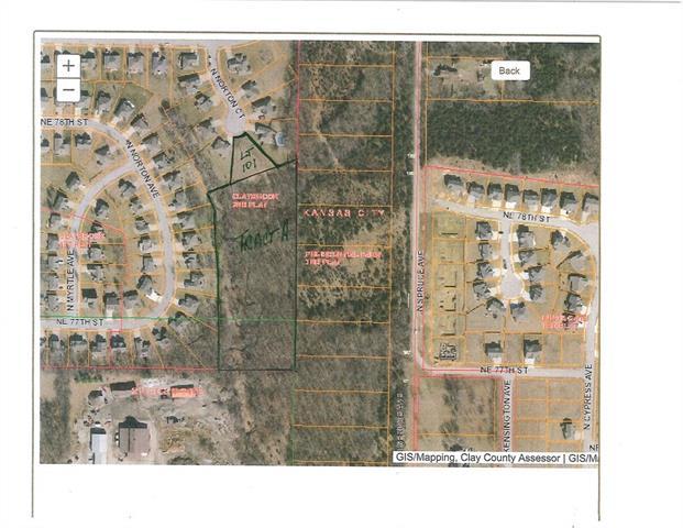 Lot 101 & Tract A N/A Property Photo - Kansas City, MO real estate listing