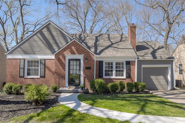 5410 Rosewood Street Property Photo - Roeland Park, KS real estate listing