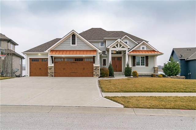 1409 Kensington Lane Property Photo - Raymore, MO real estate listing