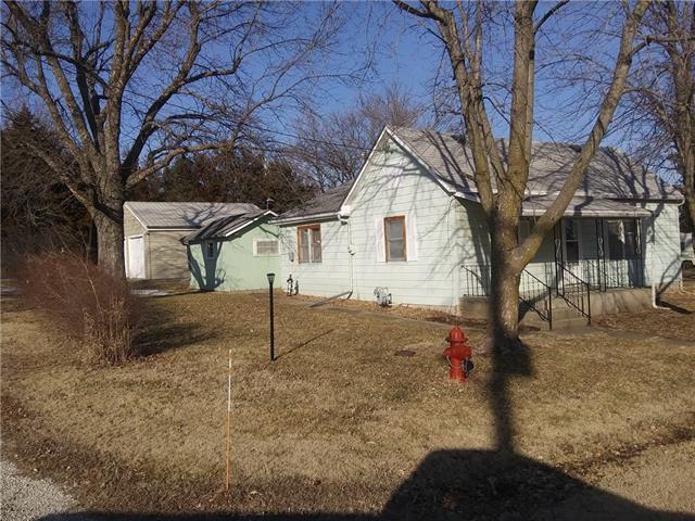 244 Locust Street Property Photo - Everest, KS real estate listing