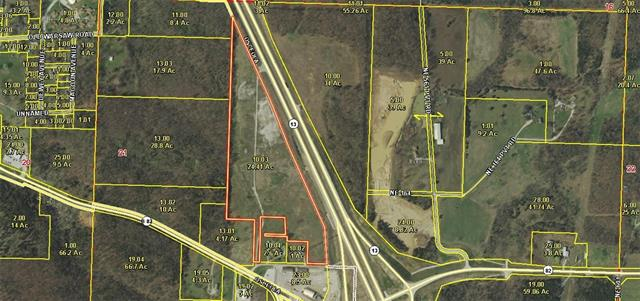 S 13 Highway Property Photo - Osceola, MO real estate listing