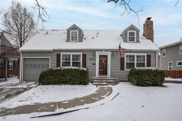 5413 SYCAMORE Drive Property Photo - Roeland Park, KS real estate listing