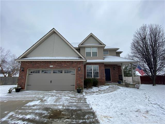 208 Westgate Court Property Photo - Warrensburg, MO real estate listing