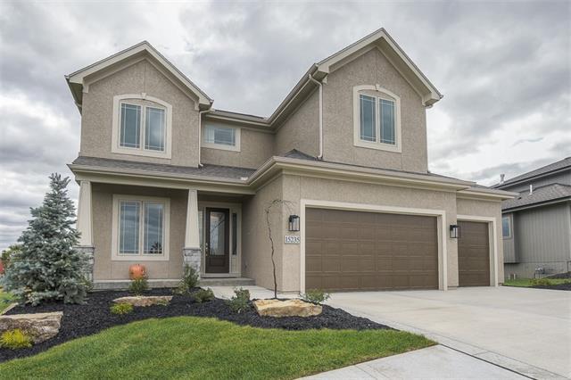 15293 W 171st Terrace Property Photo - Olathe, KS real estate listing