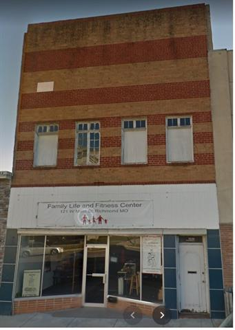 121 W main Street Property Photo - Richmond, MO real estate listing