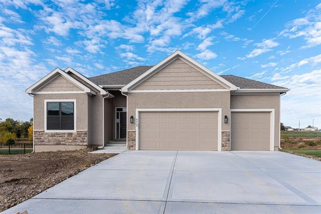 1700 N 163rd Street Property Photo - Basehor, KS real estate listing
