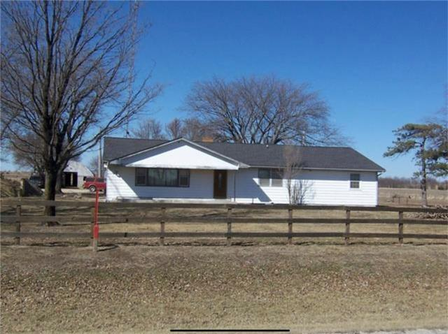 1398 SE 31 Ks Highway Property Photo - Kincaid, KS real estate listing