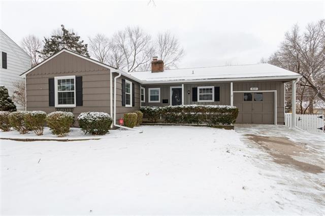 4115 W 74th Street Property Photo - Prairie Village, KS real estate listing