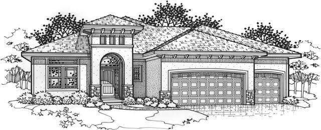17421 Crystal Street Property Photo - Overland Park, KS real estate listing