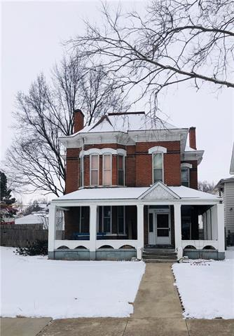 1119 Santa Fe Street Property Photo - Atchison, KS real estate listing