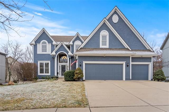 11941 W 132nd Street Property Photo - Overland Park, KS real estate listing
