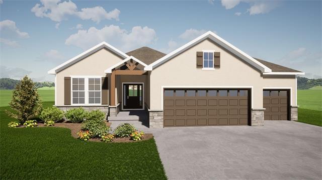 24844 W 144th Terrace Property Photo - Olathe, KS real estate listing