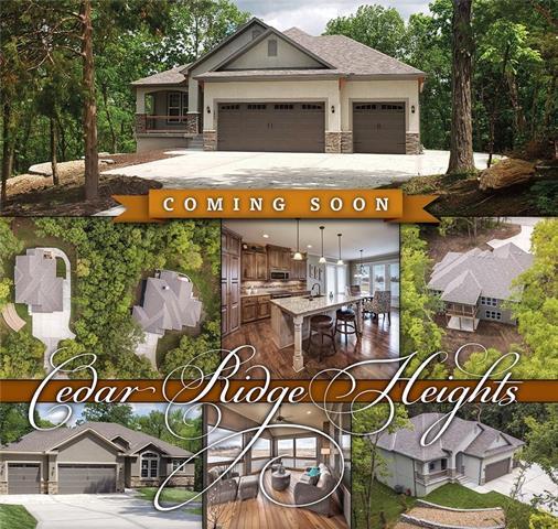 Lot 12 Cedar Ridge Heights N/A Property Photo - Oak Grove, MO real estate listing