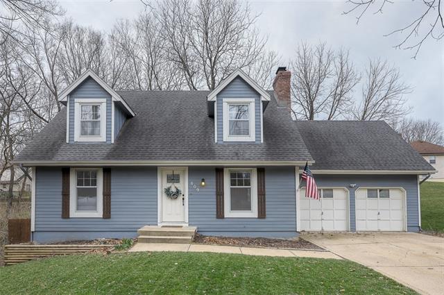 809 E 118 Terrace Property Photo - Kansas City, MO real estate listing