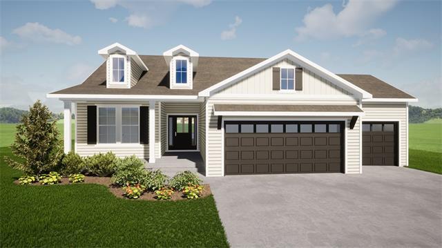 25156 W 142nd Street Property Photo - Olathe, KS real estate listing