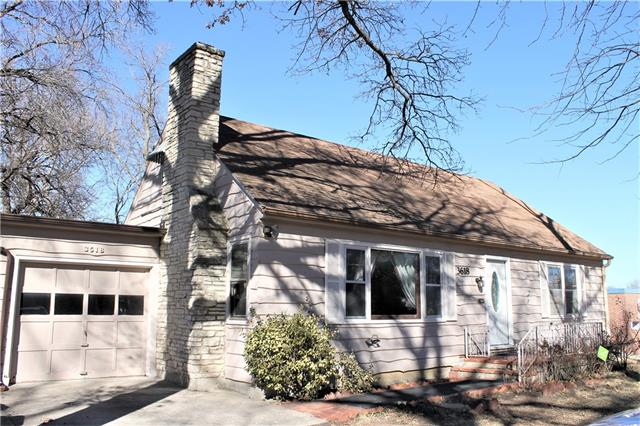 3618 SW 10th Avenue Property Photo - Topeka, KS real estate listing