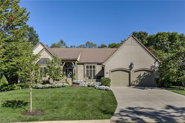 2118 W 116th Street Property Photo - Leawood, KS real estate listing