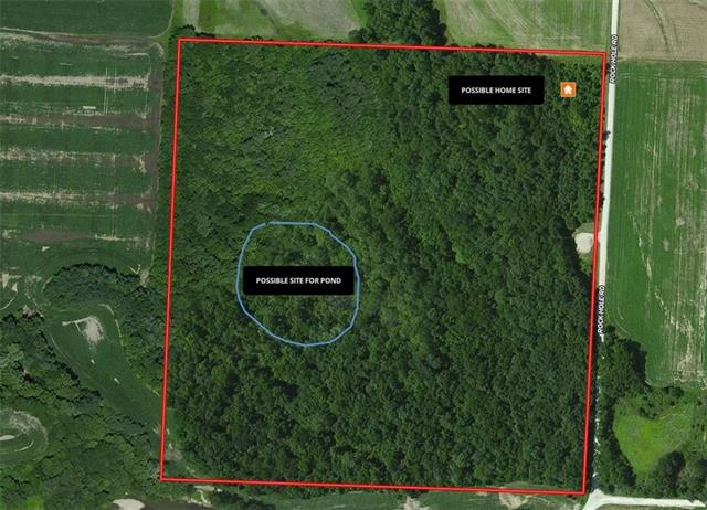 Rock Hole Road Road Property Photo - Aullville, MO real estate listing