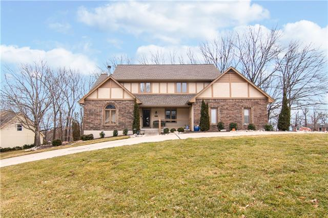 4901 Whitney Drive Property Photo - Independence, MO real estate listing