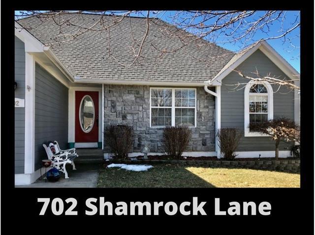 702 Shamrock Lane Property Photo - Warrensburg, MO real estate listing
