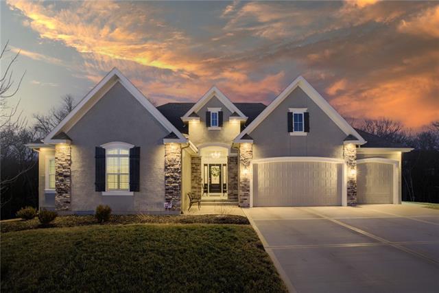12665 N Peach Blossom Court Property Photo - Platte City, MO real estate listing