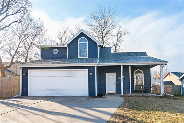1909 E 25th Terrace Property Photo - Lawrence, KS real estate listing