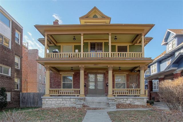 3840 Harrison Boulevard Property Photo - Kansas City, MO real estate listing
