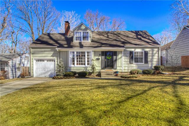 4122 W 73rd Street Property Photo - Prairie Village, KS real estate listing
