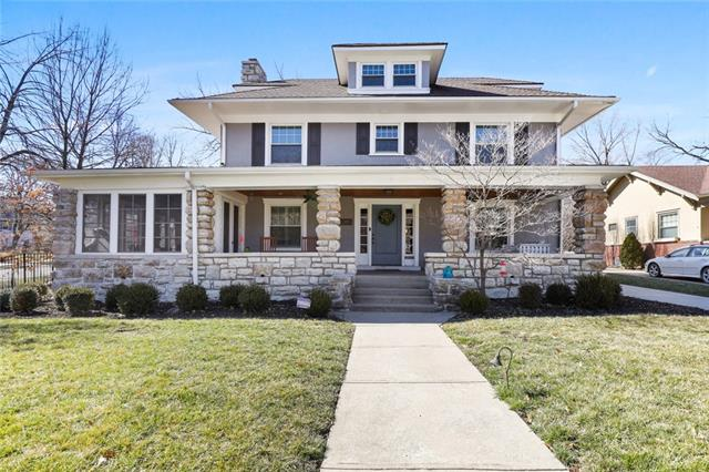 5934 Central Avenue Property Photo - Kansas City, MO real estate listing