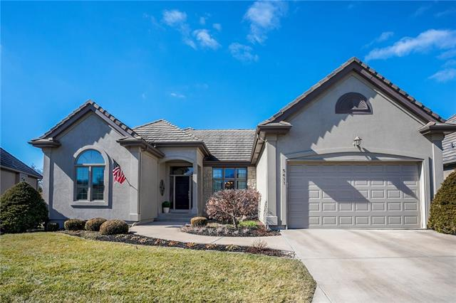 5411 W 124th Court Property Photo - Overland Park, KS real estate listing