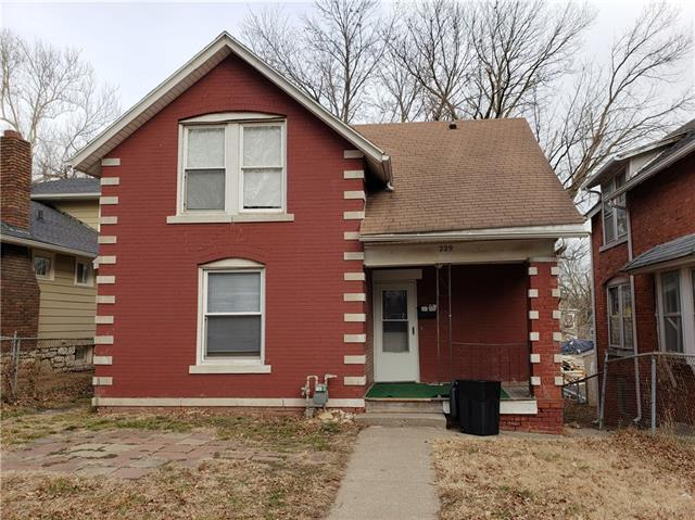 229 N 15th Street Property Photo - Kansas City, KS real estate listing