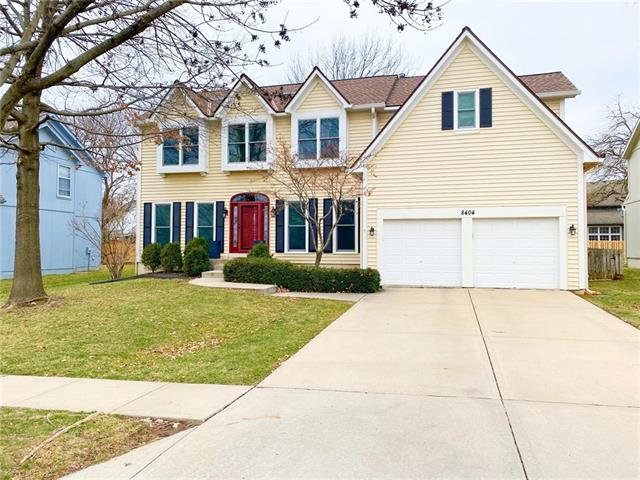8404 Mullen Road Property Photo - Lenexa, KS real estate listing